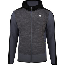 Dare 2b Appertain II Veste Softshell Homme, charcoal grey marl/black